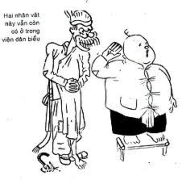 Image result for Hình ảnh Lý Tóet và Xã Xệ trong văn học Việt Nam