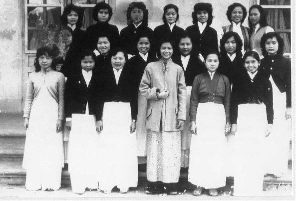 """Image result for Trường trung học nữ sinh Bùi Thị Xuân"""""""